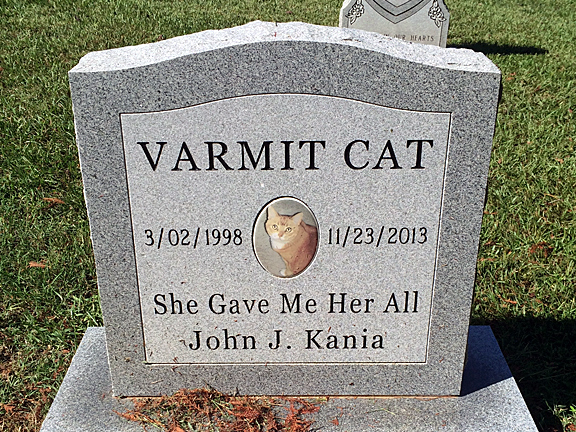 Cat Memorial Stone And Grave Marker Designs Rome Monument
