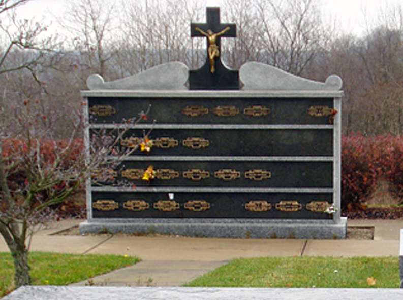 Pictures Of Columbariums With Niches For Cremated Remains