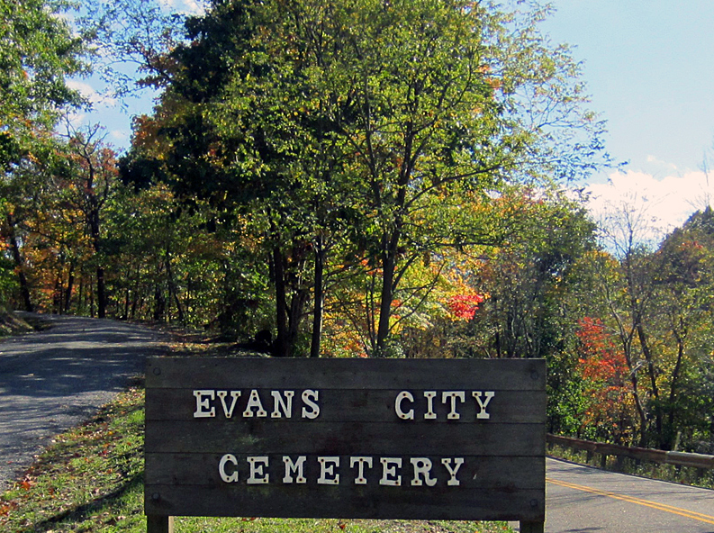 evans city cemetery headstone pictures and prices