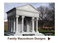 View Pictures And Videos Of Private Family Mausoleums Sold By Rome Monument - Get Prices