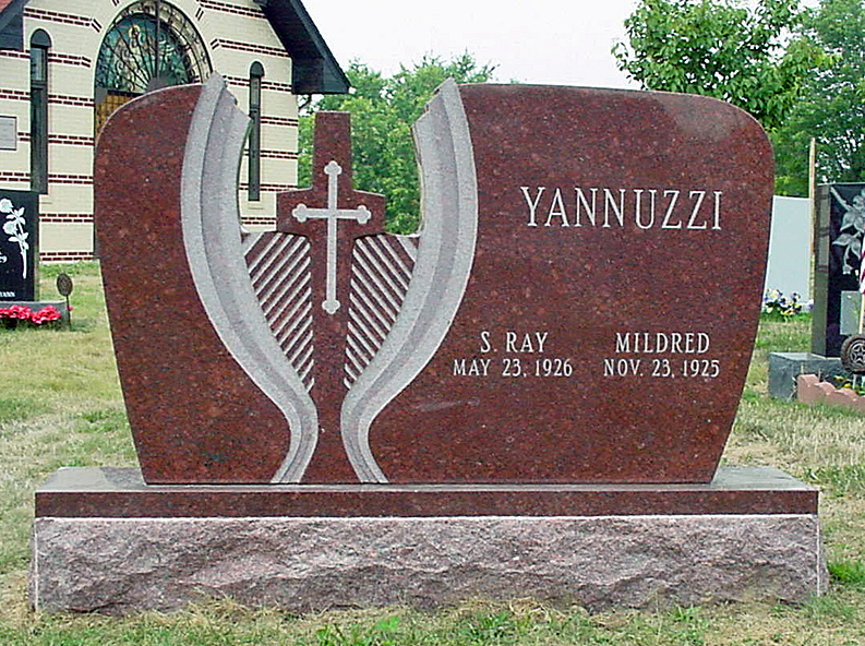 Choose A Granite Color For A Memorial Monument Headstone